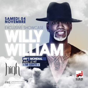 booking willy william nice